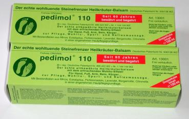 2x Pedimol 110 ( 2x100 ml)